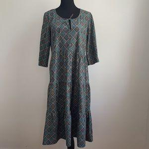 Mata traders cotton dress
